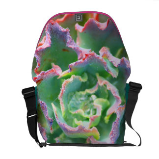 Wavey Messenger Bag