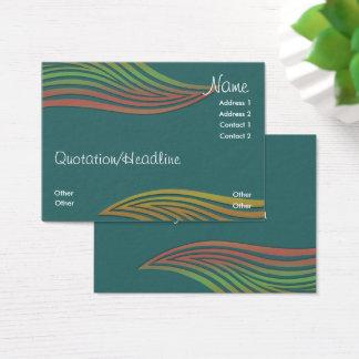 Waveys Business Profile Card