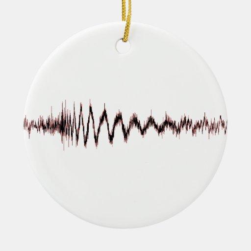 WaVForM Ornament