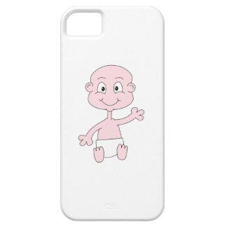 Waving Cute Baby. iPhone SE/5/5s Case