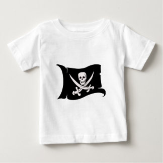 Waving Flag #10 Jack Rackham Baby T-Shirt