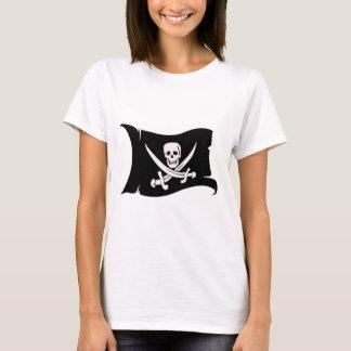 Waving Flag #10 Jack Rackham T-Shirt