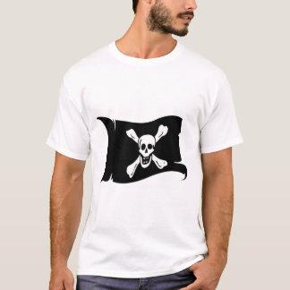 Waving Flag #12 Richard Worley T-Shirt