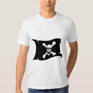 Waving Flag #12 Richard Worley T Shirts
