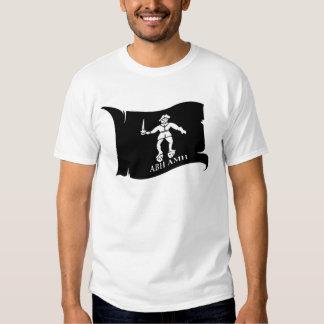 Waving Flag #14 Bart Roberts 1 Shirt