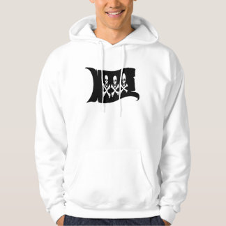 Waving Flag #2 Christopher Condent Hoodie