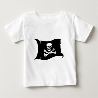 Waving Flag #4 Edward England Baby T-Shirt