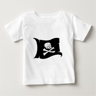 Waving Flag #5 Henry Every Baby T-Shirt