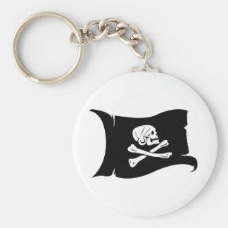 Waving Flag #5 Henry Every Keychain