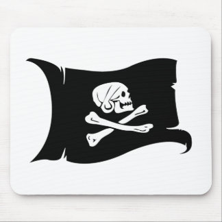 Waving Flag #5 Henry Every Mouse Pad