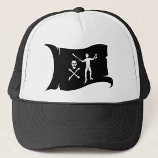 Waving Flag #6 Walter Kennedy Trucker Hat