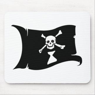 Waving Flag #9 Frederick Gwynne Mouse Pad