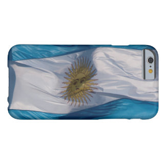 Waving Flag of Argentina Barely There iPhone 6 Case