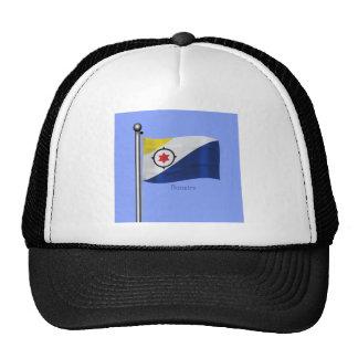 Waving Flag of Bonaire Trucker Hat