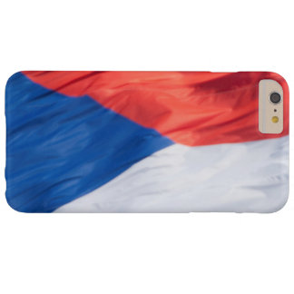 Waving Flag of Czech Republic Barely There iPhone 6 Plus Case