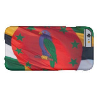 Waving Flag of Dominica Barely There iPhone 6 Case