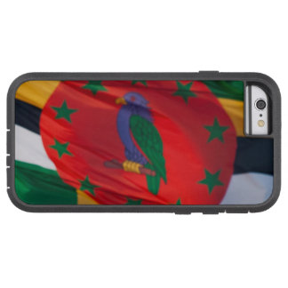 Waving Flag of Dominica Tough Xtreme iPhone 6 Case