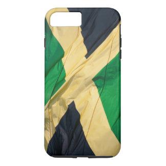Waving Flag of Jamaica iPhone 7 Plus Case