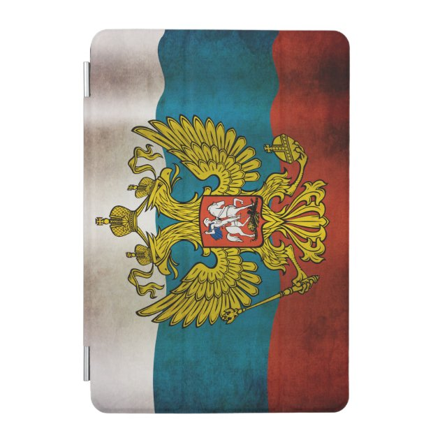 Waving flag of Russia