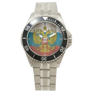 Waving flag of Russia Watch