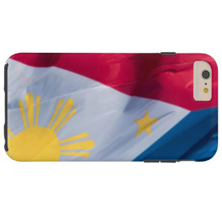 Waving Flag of the Philippines Tough iPhone 6 Plus Case