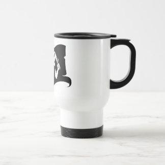 Waving Flag-Pirate Icon #11 Travel Mug
