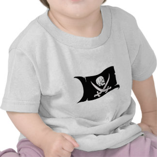 Waving Flag-Pirate Icon #6 Shirt