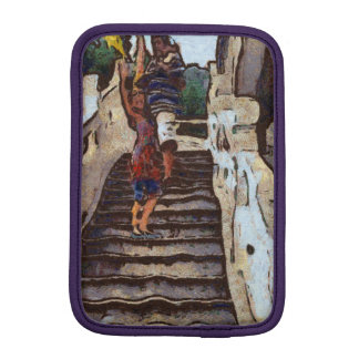 Waving from the steps sleeve for iPad mini