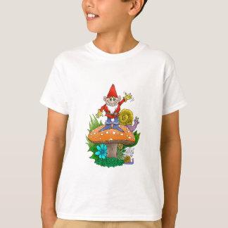 Waving Gnome.jpg T-Shirt