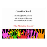 Waving Hands Large Business Cards (Pack Of 100)