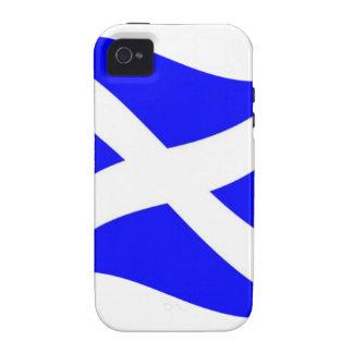 Waving Scotland Flag iPhone 4/4S Cases