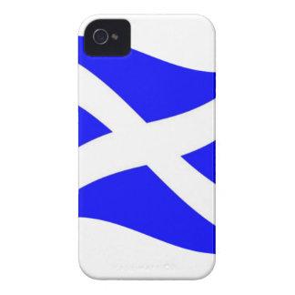 Waving Scotland Flag iPhone 4 Cover