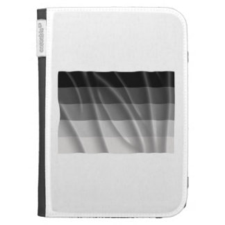 Waving straight pride flag kindle 3G case
