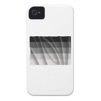 Waving straight pride flag iPhone 4 cover