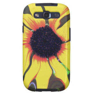 Waving Sunflower Galaxy S3 Case