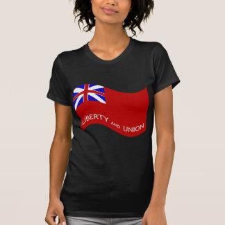 Waving Taunton Flag # 2 Shirts