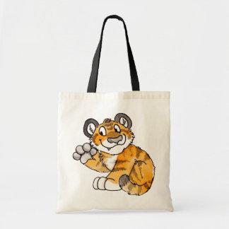 Waving Tiger Cub Bag