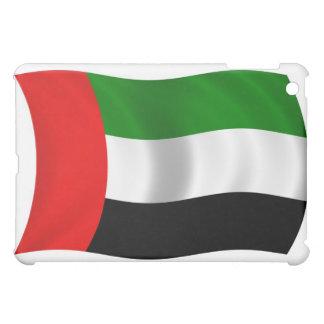 Waving UAE Flag iPad Mini Covers