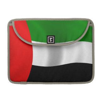 Waving UAE Flag Sleeves For MacBooks