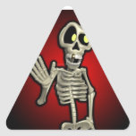 WavingSkeleton Sticker!!