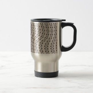Wavy Design Coffee Mug
