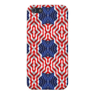Wavy Flag Banner iPhone 5 Covers