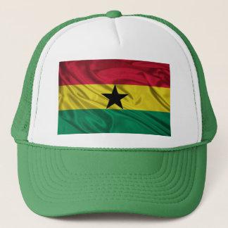 WAVY GH FLAG TRUCKER HAT