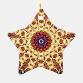 Wavy Gravy Thirties Style Ceramic Ornament
