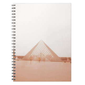 Wavy Louvre Note Book