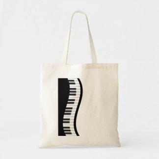 Wavy Piano Keyboard Bag