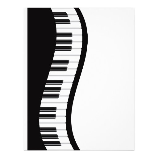 203+ Piano Flyers, Piano Flyer Templates and Printing | Zazzle