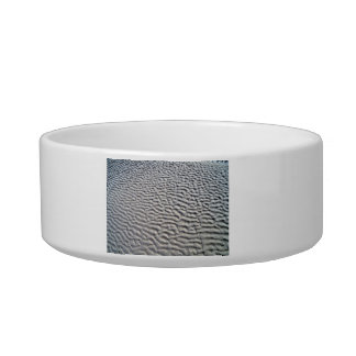 Wavy Sand patterns Pet Food Bowl