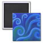 Wavy Sea Magnet