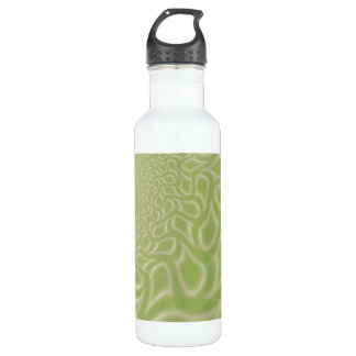 Wavy Squares Water Bottle
